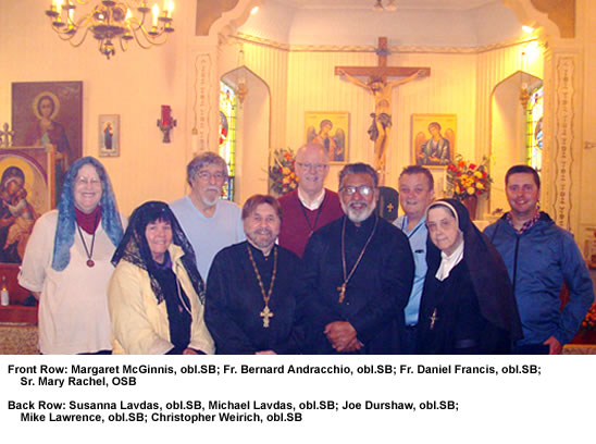 OSB Oblates Group Photo